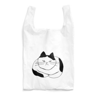 ふてぶてしい猫 Reusable Bag