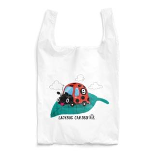 テントウムシカー Reusable Bag