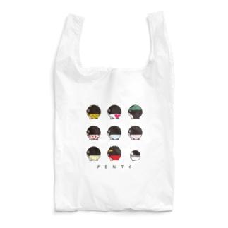 ぺんつ Reusable Bag