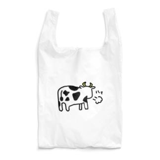 牛ろめたい Reusable Bag