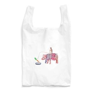 貴畜の作法 Reusable Bag