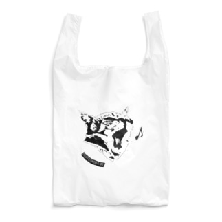 sing a song cat エコバッグ Reusable Bag