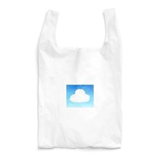 ぷく雲 Reusable Bag