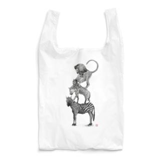 ワイルドブレーメン(Love All Wild Animals) Reusable Bag