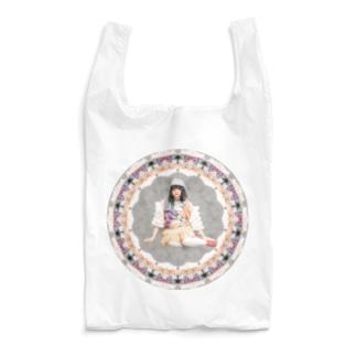丸の中にすわる Reusable Bag