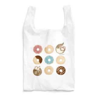 フェレットドーナツ Reusable Bag