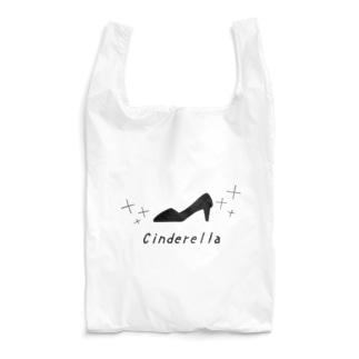 ガラスの靴 Reusable Bag
