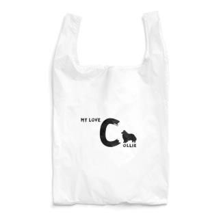 MY LOVE COLLIE(コリー) Reusable Bag
