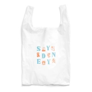 Cities in the World - Sydney (Tropical Beach) Reusable Bag