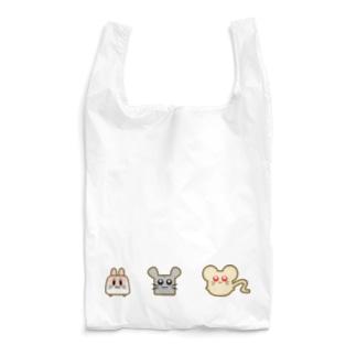 つみきハムショップのつみきハムサブキャラクター Reusable Bag