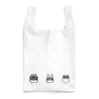 ブラックつみきハム Reusable Bag