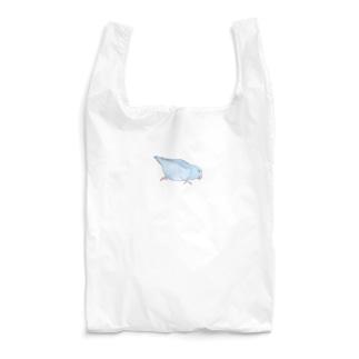 マメルリハ もちふりちゃん【まめるりはことり】 Reusable Bag