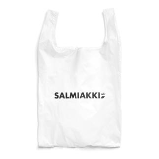 漆黒のサルミアッキ (黒) Reusable Bag