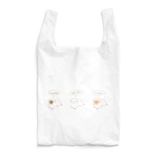 ホッとひと息モルモット Reusable Bag