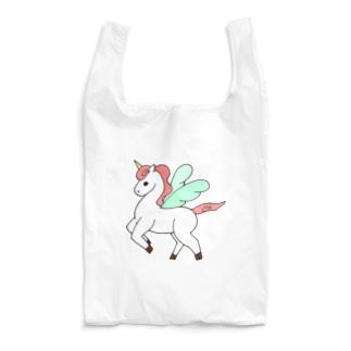 星華 -SEIKAcreate-のペガサスちゃん Reusable Bag