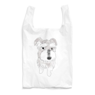 ふわっとシュナウザー Reusable Bag