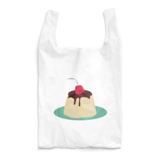 ぷりん。 Reusable Bag