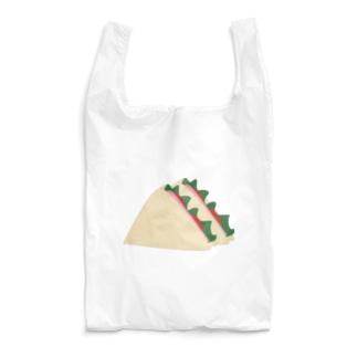 サンドイッチ。 Reusable Bag