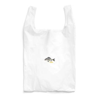 チヌくん(クロダイはん) Reusable Bag