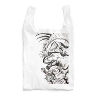 恐竜大行進 Reusable Bag