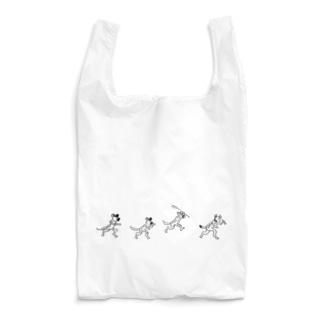 サバンナ鳥獣戯画 Reusable Bag