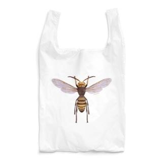 ヒメスズメバチ♂ Reusable Bag