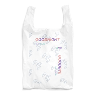 G&B_cld:wht Reusable Bag