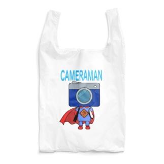 カメラマン Reusable Bag