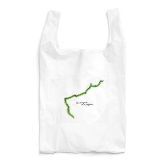 Shinanogawa./Chikumagawa. Reusable Bag