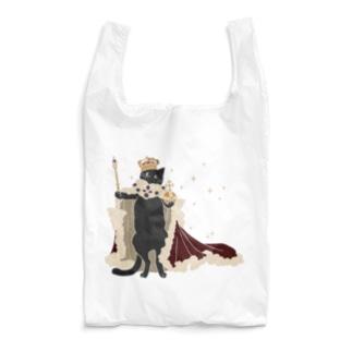 王様ねこさん Reusable Bag