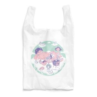 雷親子 Reusable Bag