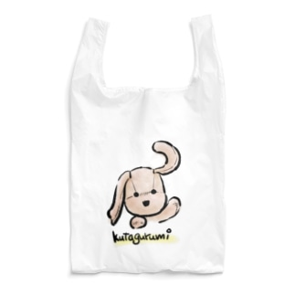 kutagurumiあかくん Reusable Bag