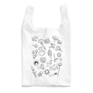 きのこ盛合わせ Reusable Bag