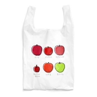 国産フルーツ りんご Reusable Bag