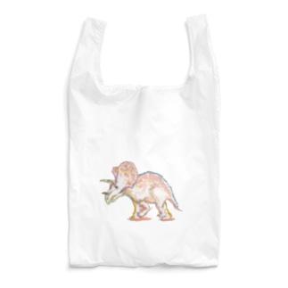からふるトリケラトプス君 Reusable Bag