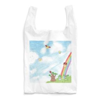 モディ~雲と虹~ Reusable Bag