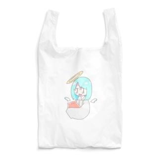 めんだこと女の子 Reusable Bag