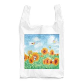 モディ~ひまわり畑~ Reusable Bag