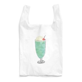 クリームソーダ Reusable Bag