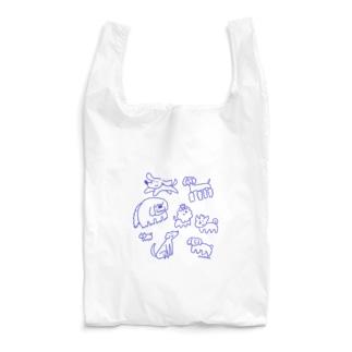 わんだふるイッヌイッヌ Reusable Bag
