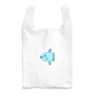 マンボウで疫病退散 Reusable Bag