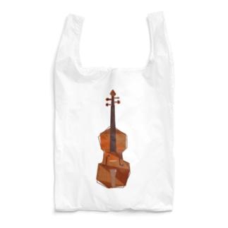 バイオリン×トライアングル Reusable Bag
