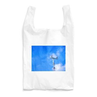 青空と風 Reusable Bag