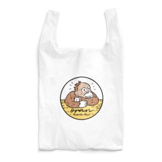 オラン (サークルロゴS) Reusable Bag