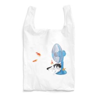 はちわれ旋風 Reusable Bag