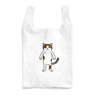 ねこのごまおはぎ Reusable Bag