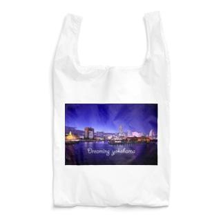 横浜夜景1 Reusable Bag