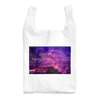 横浜夜景4 Reusable Bag