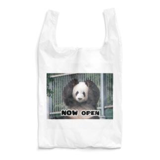 開いてるよ。なうオープン Reusable Bag