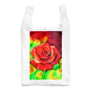 燃え上がる情熱 Reusable Bag